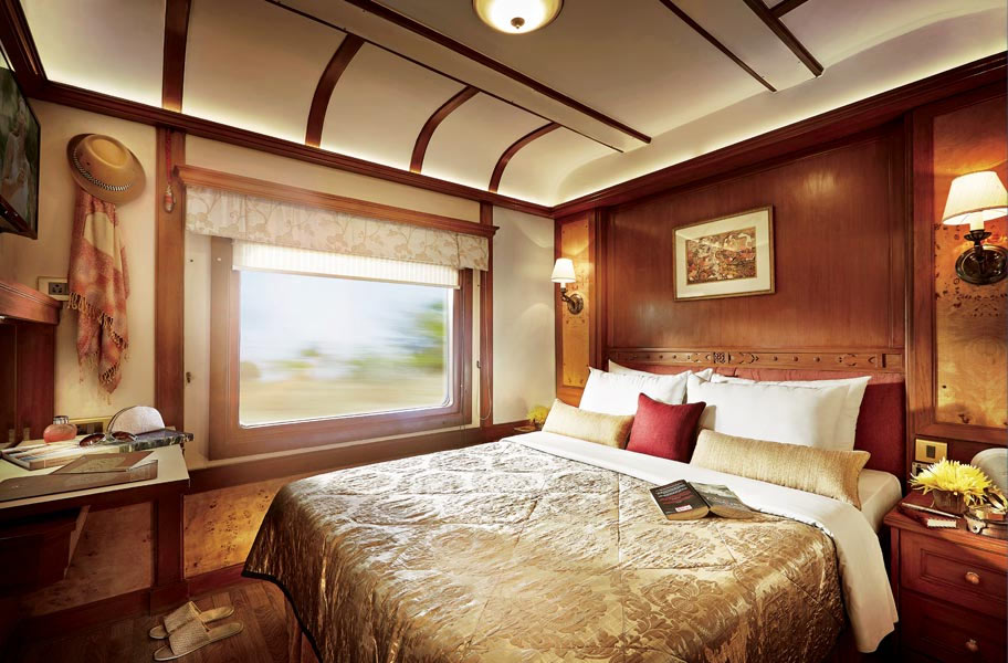 Deccan Odyssey-Double Bed