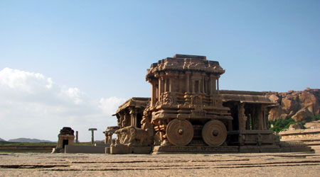 Summer Trip to Hampi