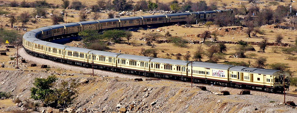 Palace on Wheels || Luxe Train Journeys